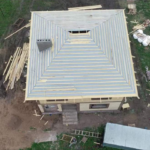 Строительство двухэтажного кирпичного дома в Чебоксарах