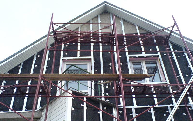 Фасадные работы в Чебоксарах