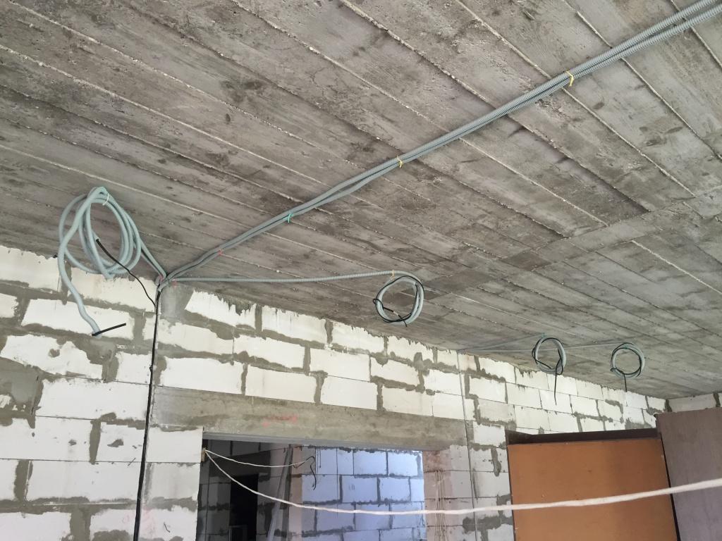 Электромонтажные работы в частном доме под ключ в Чебоксарах