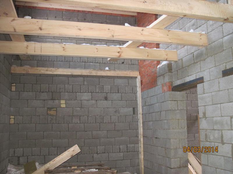 Строительство коттеджа в Канаше