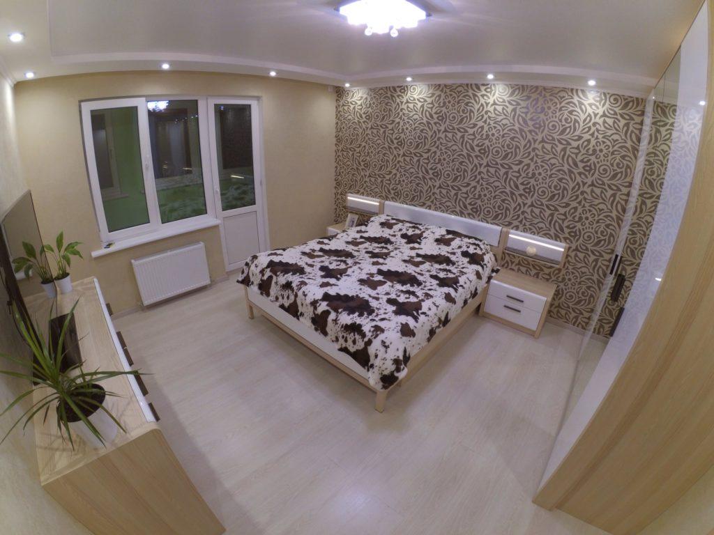 Ремонт спальни в Чебоксарах