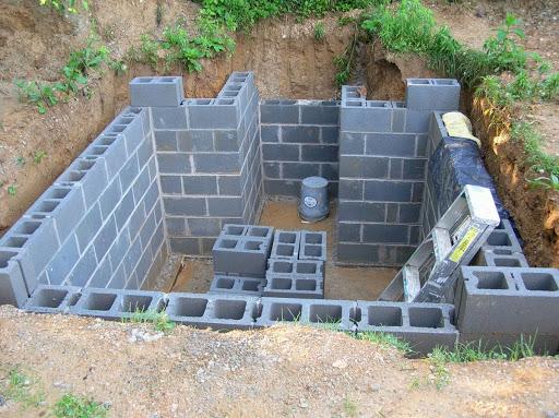 Как построить погреб на своем участке?