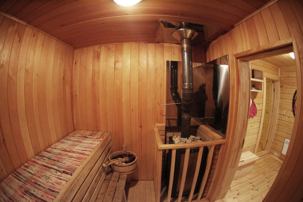 Строительство бани в Чебоксарах