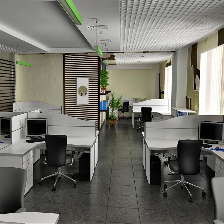 Ремонт офисов в Чебоксарах
