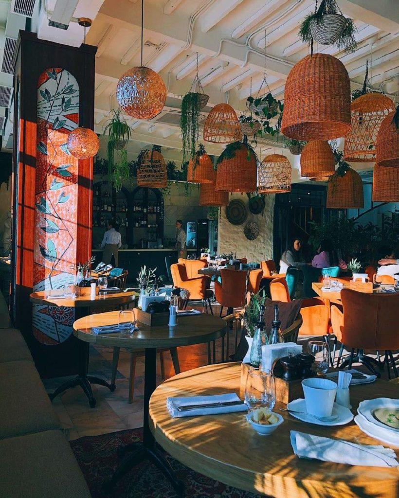 Ремонт ресторана в Чебоксарах